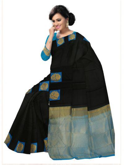 Bairavi Traditional Silk Saree-MCC9423766