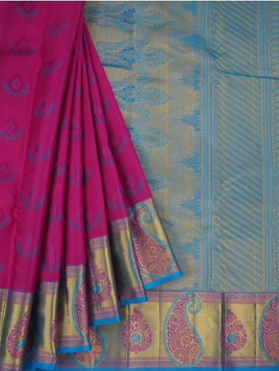 Bairavi Traditional Uppada Silk Saree-MCC9424927