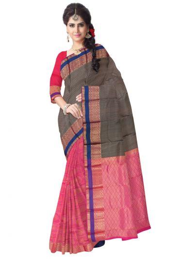 Bairavi Gift Art Silk Saree - MCC9459079