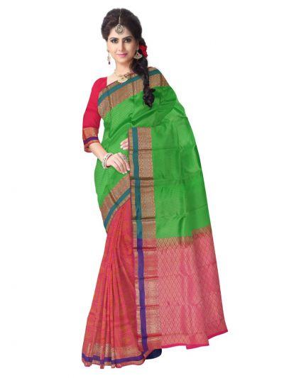Bairavi Traditional Silk Saree-MCC9459082