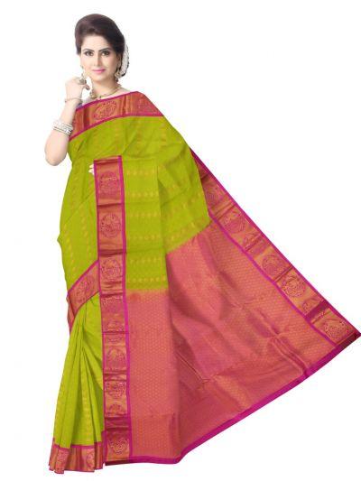 MCC9813184 - Bairavi Traditional Silk Saree