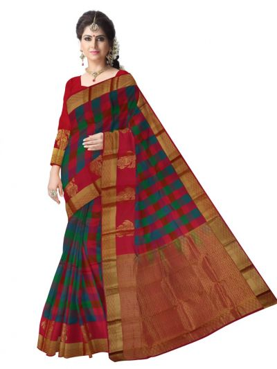 MCD0074748 - Bairavi Traditional Silk Saree