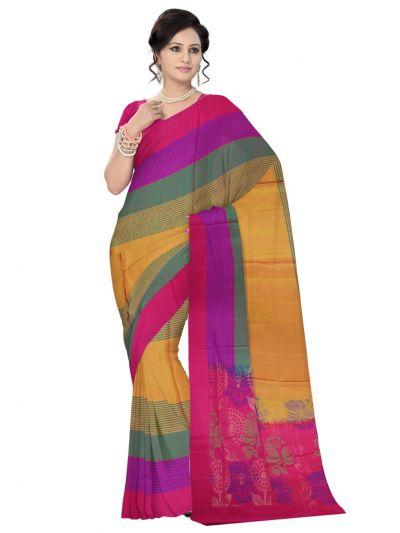 MCA7957297-Kanmanie Soft Silk Saree
