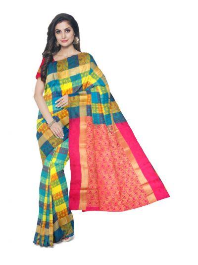 Bairavi Gift Art Silk Saree - MCD9861433