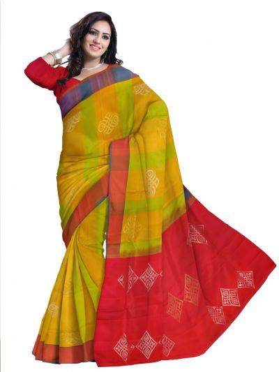 MDB1371437-Kanmanie Soft Silk Saree