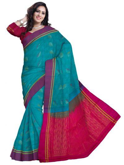 MDB1371438-Kanmanie Soft Silk Saree