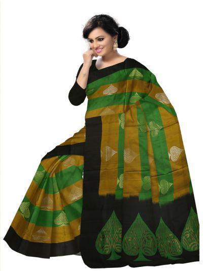 MDB1371442-Kanmanie Soft Silk Saree