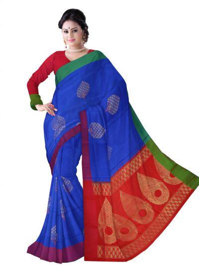 MDB1371444-Kanmanie Soft Silk Saree