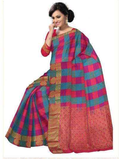 Bairavi Gift Art Silk Saree-MDC2309209