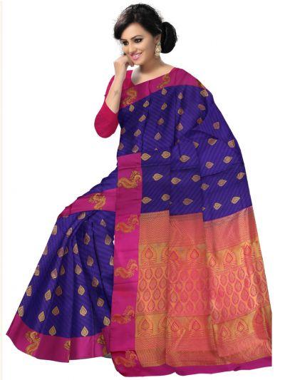Bairavi Traditional Silk Saree - MDD2944347