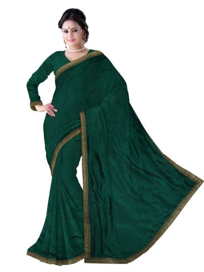 MDD2999342-Sahithyam Fancy Designer Saree With Readymade Blouse