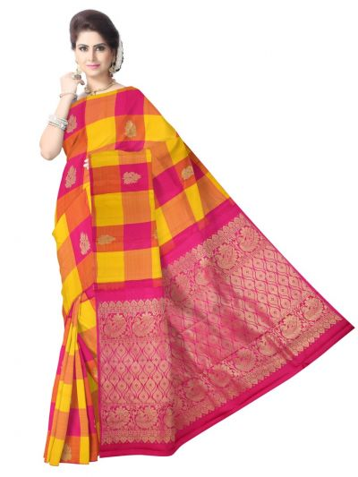 MDD3283337-Bairavi Traditional Silk Saree