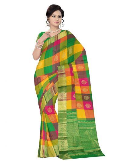 MDD3283366-Bairavi Traditional Silk Saree