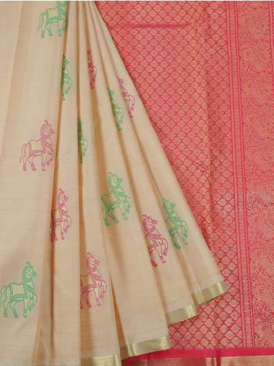 Vivaha Exclusive Wedding Silk Saree - MDE3384641