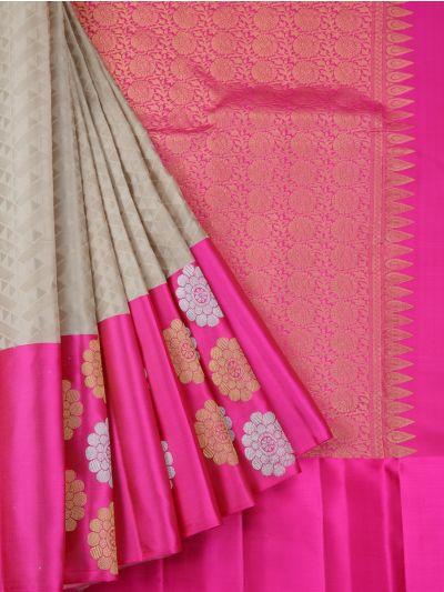 Vivaha Exclusive Wedding Silk Saree - MDE3995633