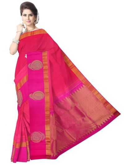 MDE3995636 - Vivaha Kanchipuram Silk Saree