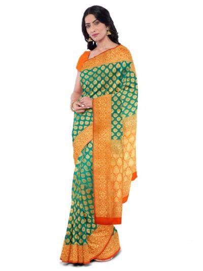 MDE4029829 - Kyathi HAndloom BAnarasi Silk Saree