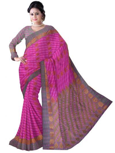 Bairavi Gift Art Silk Saree With Stone Work-MEA4548020