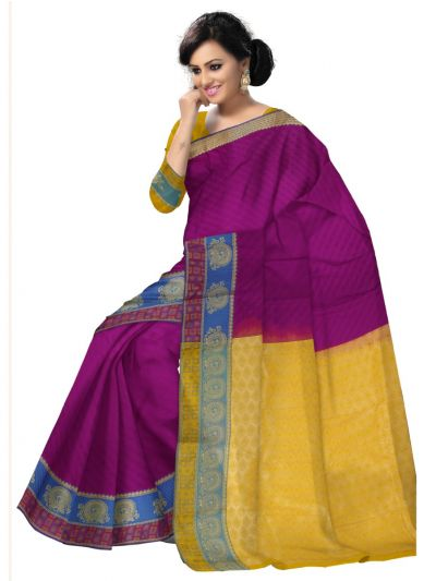 Bairavi Gift Art Silk Saree - MEA4354463