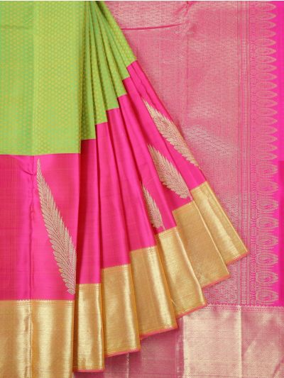 Vivaha Exclusive Wedding Silk Saree - MEA5377592