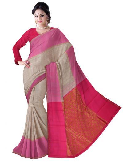 Bairavi Gift Art Silk Saree - MEB5545415