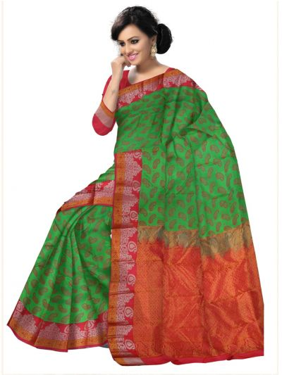 MEB5545431 - Bairavi Traditional Silk Saree