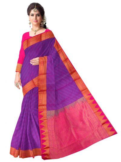 MEB5776115 - Bairavi Gift Art Silk Saree