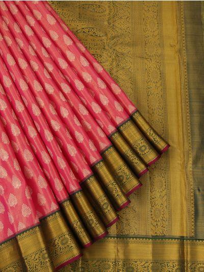 Vivaha Bridal Kanchipuram Silk Saree - MEB6272292