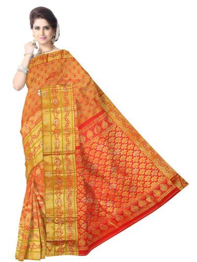 MEB6462511 - Vivaha Wedding Stone Work Silk Saree