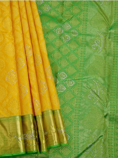 MEB6707075 - Vivaha Wedding Silk Saree