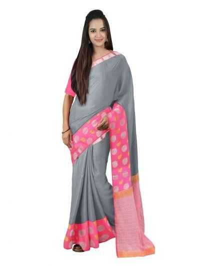 MEC7202303- Fancy Art Silk Saree