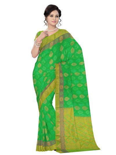 Bairavi Gift Art Silk Saree With Stone Work-MEC7235829