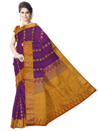 Bairavai Gift Art Silk Saree-MEC7235865