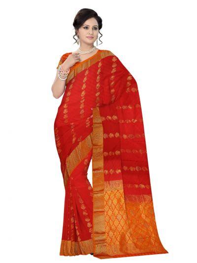 Bairavai Gift Art Silk Saree With Stone Work-MEC7235890