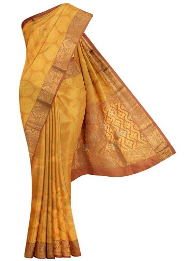 MEC7237352-Vipanji Traditional Stone Work Silk Saree