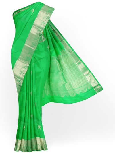MED9032393 - Estrila Wedding Silk Saree