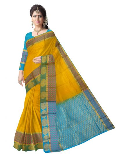 Bairavi Traditional Silk Saree - MED9094604