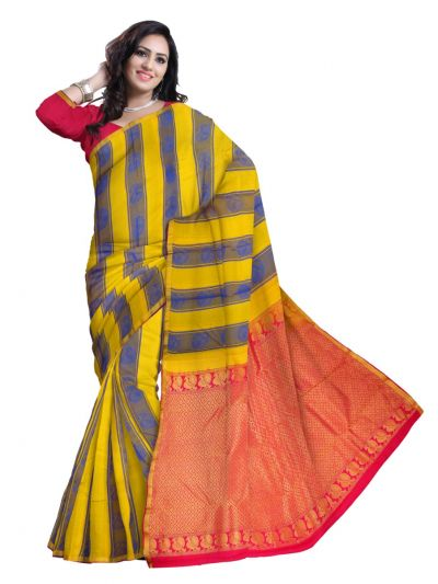 Bairavi Traditional Silk Saree - MED9094611