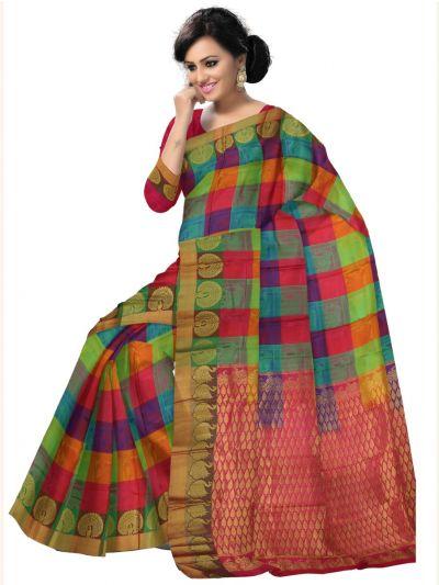 MED9094617 - Traditional Silk Saree