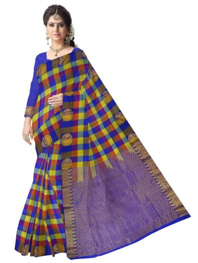 Bairavi Traditional Silk Saree-MED9094618
