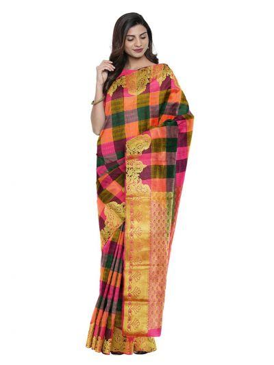 MFA9625039-Fancy Art Silk Saree