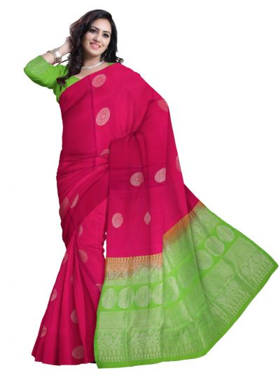 MFB1093082 - Soft Silk Saree