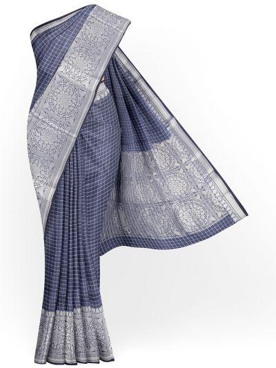 MFB2988541-Kora Muslin weaving Silk Saree