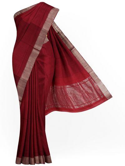 Naachas Exclusive Mangalagiri Cotton Saree - MFB3450189