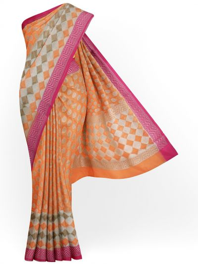 MFB4247851 - Banarasi Silk Weaving Saree