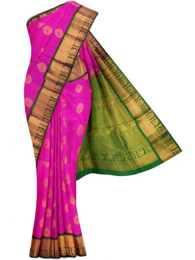 MGA7288687 - Bairavi Traditional Silk Saree