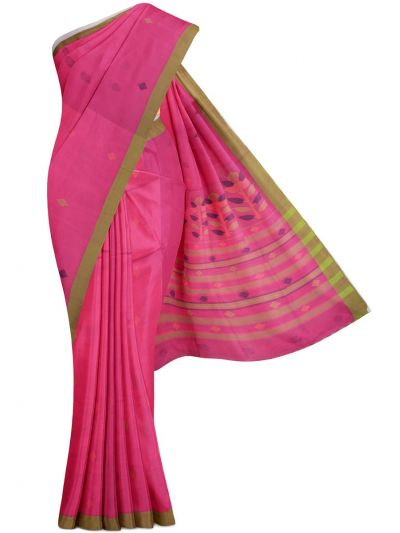 MGB8889041 - Chamelli Exclusive Cotton Saree