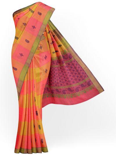 Deeksha Pure Negamam Kovai Cotton Saree - MGB8889077