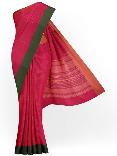 Deeksha Pure Negamam Kovai Cotton Saree - MGB8889757
