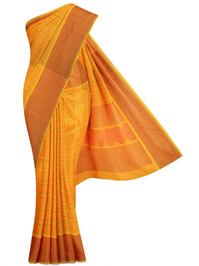 MGB8889772-Chamelli Exclusive Cotton Saree